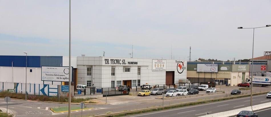 Fabrica de Paneles Sandwich en Sevilla