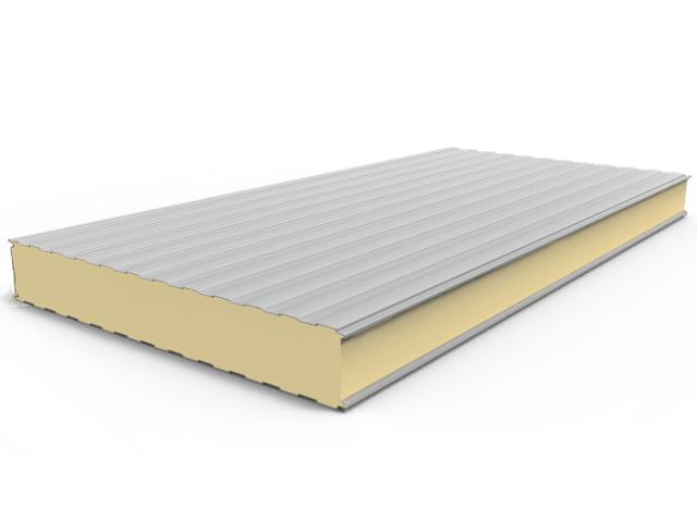 panel sandwich congelación